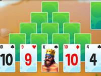Jeu gratuit Tripeaks Solitaire - Beach Resort