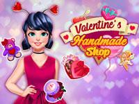 Jeu Le magasin de Valentine