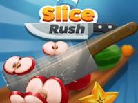 Jeu Slice Rush