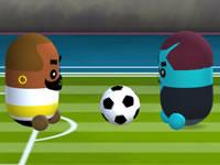Jeu Pill Soccer