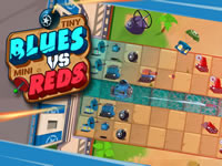 Jeu Tiny Blues VS Mini Reds