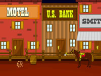 Jeu Gold Town Escape