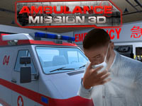 Jeu Ambulance Mission 3D
