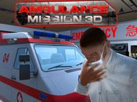 Jeu Ambulance Mission 3D
