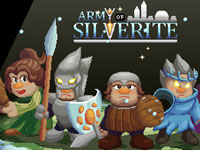 Jeu Army of Silverite