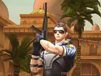 Jeu War Gun Commando