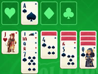 Jeu Daily Solitaire Game