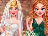 Jeu Princesses après le mariage