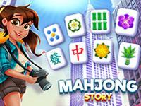 Jeu Mahjong Story
