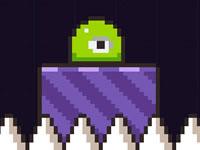 Jeu Pixel Slime