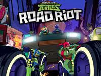 Jeu Road Riot - TMNT