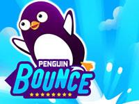 Jeu Penguin Bounce