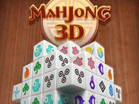 Jeu Mahjong 3D Game