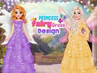 Jeu Princesses Féériques en duo