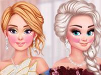 Jeu Princesses Rendez-vous au Met Gala