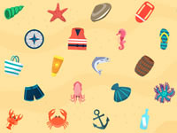 Jeu gratuit Seashore Treasure