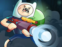 Jeu The Adventure of Finn and Bonnie