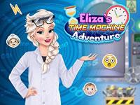 Jeu Eliza voyage dans le passé