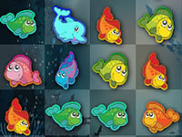 Jeu gratuit Underwater Fish Puzzle