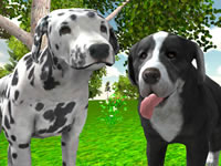 Jeu Dog Simulator 3D