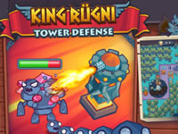 Jeu King Rugni Tower Conquest