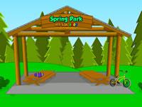 Jeu Spring Park Escape