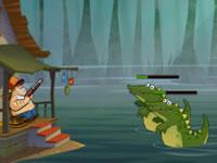 Jeu Swamp Attack Online