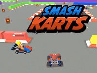 Jeu Smash Karts.io