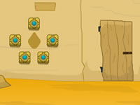 Jeu gratuit Desert Temple Escape