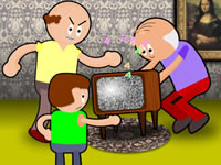 Jeu Old TV