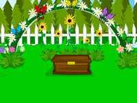 Jeu Locked In Escape - Garden