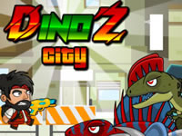 Jeu DinoZ City