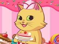 Jeu Le chat pâtissier