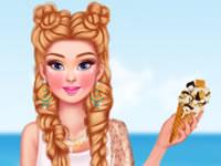 Jeu Jours d'été avec Barbie