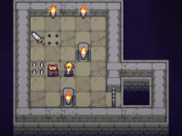 Jeu Dungeon Puzzle