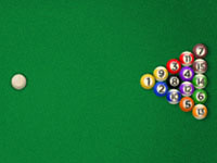 Jeu 8 Ball Pool Game