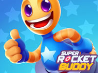Jeu Super Rocket Buddy