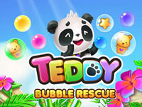 Jeu Teddy Bubble Rescue