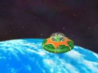 Jeu Space Voyage - Invasion