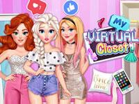 Jeu Mon dressing virtuel