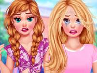 Jeu Barbie a vécu une rupture