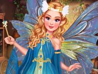 Jeu Princesses Fées dans un Monde Enchanté