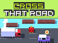 Jeu Cross That Road
