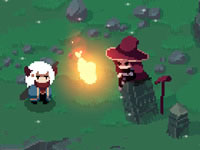 Jeu gratuit The secret Flame