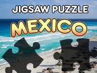 Jeu Jigsaw Puzzle - Mexico