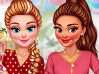 Jeu Princesses Bienvenues