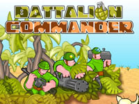 Jeu Battalion Commander Remastered