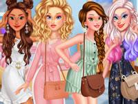 Jeu Princesses et combinaisons