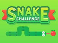 Jeu Snake Challenge