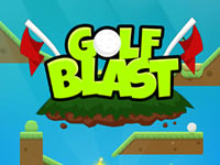 Jeu Golf Blast